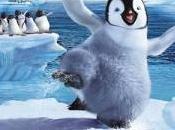 Happy Feet 2...sur rails euh.....la banquise!