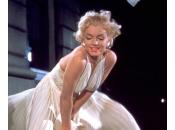 Marilyn Monroe's memorabilia.