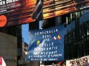 mois difficile pour indignados Bastille
