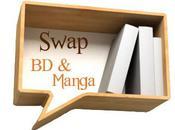 Swap mangas [Déballage colis]