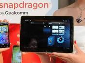 tablette chez Quanta avec processeur Snapdragon
