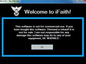 [Tuto] iFaith d'iH8sn0w, sauvegarde SHSH votre iPhone...