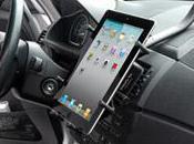 Luxa2 support iPad pour votre voiture!