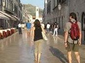 Dans cité-état millénaire Dubrovnik