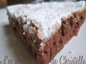Gâteau chocolat Bellevue Christophe Felder