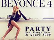 R&B Beyonce feat Andre 3000 Kanye West Party