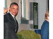 points désaccord entre Madame Merkel barack Obama..!