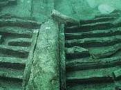 aquarium géant bord d'un navire romain