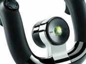Prenez virage avec nouveau volant pour Xbox360