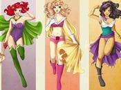 Princesse(s) Super-héroïne(s)