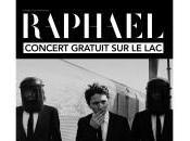 Concert Raphaël d'artifice Enghien-les-Bains