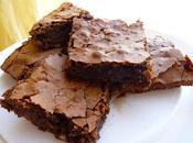 Brownies Caramel chocolat