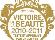 suis officiellement e-testeuse pour Victoires beauté!