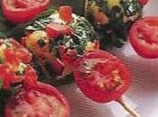 Billes mozzarella, tomate basilic