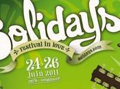 Solidays, édition 2011: lourd!