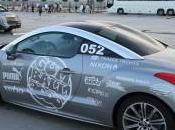 Reportage Peugeot Gumball 3000