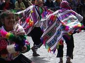 Cusco juin, mois fêtes célébrations.