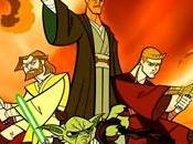 George Lucas Star Wars nouveau grand écran