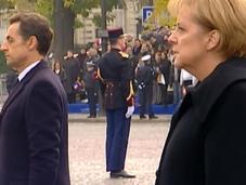 Grèce Sarkozy veulent faire payer banques