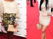 Look jour: Tika Sumpter Nicole Scherzinger
