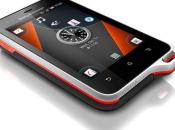 Sony Ericsson nouveaux Xperia pour
