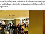 sais tous Starbucks sont pareils mais j'irai...