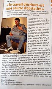article dans Nieul Magazine