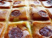 Cake chorizo fromage basque