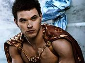 Kellan Lutz Comic pour Immortels