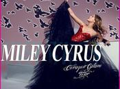 RUNS STAGE MILEY CYRUS 'The Climb' Gypsy Heart Tour Melbourne, Australia (24/6/11)