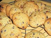 Digestive cookies d'avoine chocolat croustillant
