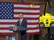 révolution Robotique Président Obama