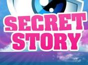 Secret story Cauchermars casting