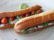 Rocamadour Meilleur Sandwich 2011, avec Brioche Dorée