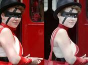 fille Noir Rouge Avant/Après Pride Paris