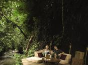 Ubud Hanging Gardens jardins suspendus Babylone