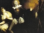 peinture pense: Hamlet fantôme.