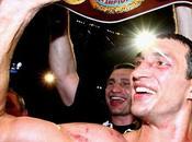 Boxe Klitschko seul monde