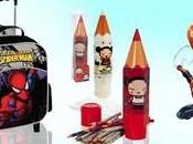 Hello Kitty, Spiderman, Cars... Fournitures scolaires vente privée