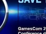 Gamescom 2011 date conférence Electronic Arts