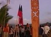 Polynésie place Jacques Chirac débaptisée
