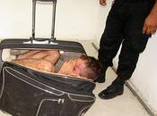 détenu voulait faire valise dedans
