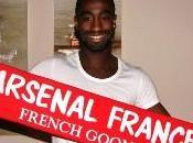 découvrir, nouveau site d'Arsenal France