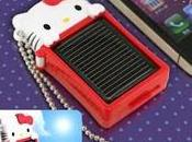 Chargeurs solaires pour iphone 4/3G(s) kawaii
