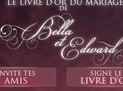 Venez participer mariage Bella Edward