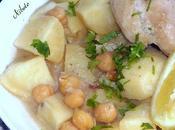 Batata baida ragoût pommes terre