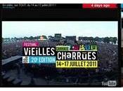 Festival Vieilles Charrues. Suivez, vidéo, vingtième édition l'évènement breton