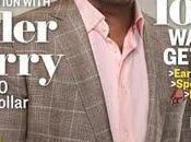 Tyler Perry couverture d'Ebony