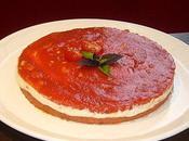 Entremets Tomates, mascarpone, parmesan basilic