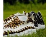 Nike Footscape Woven Chukka Motion Leopard Zebra